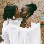 South Sudanese model Aweng Chuol marries a lesbian [PHOTOS]