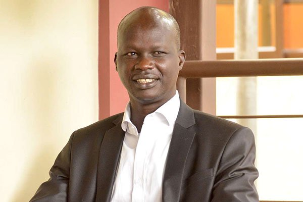 Equity Bank South Sudan Managing Director Dr. Addis Ababa Othow