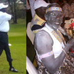 Did former minister Gier Chuang quit politics to become professional golf player?