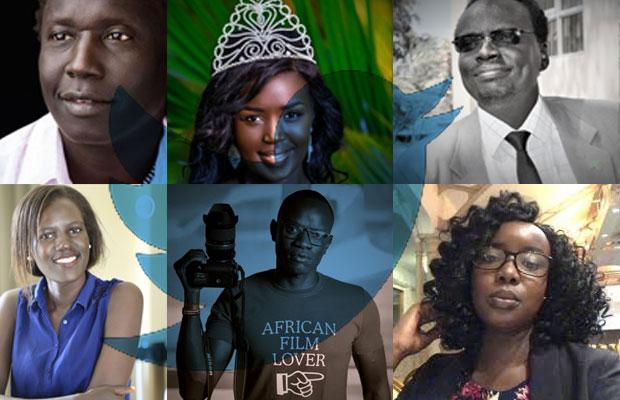 10 Best South Sudanese to follow on Twitter