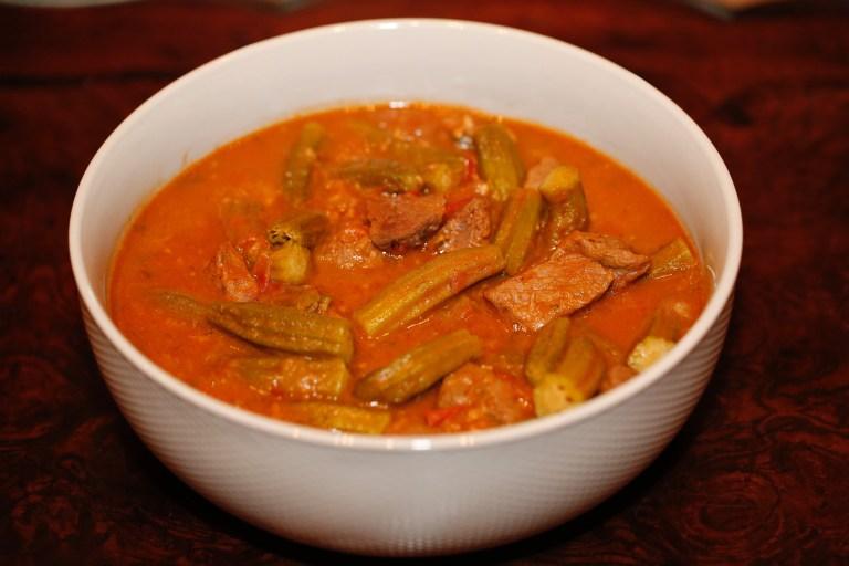 Reason why Junubin men love Bamia soup