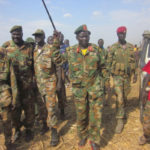 SPLA-IO's top general Saddam Chayot Manyang dies