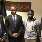 Kidnapped South Sudanese student found safe in Cairo