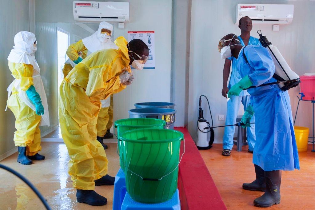 Ebola South Sudan