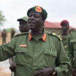 Riek Machar fires General James Koang