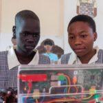S.Sudanese teenage girls in Kakuma learn to code