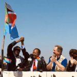 Sudan PM visits rebels headquarters in Kawda