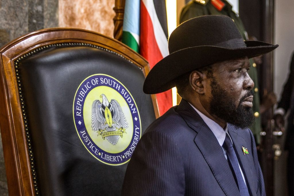 President Kiir: Government did not and has not agreed to change the currency