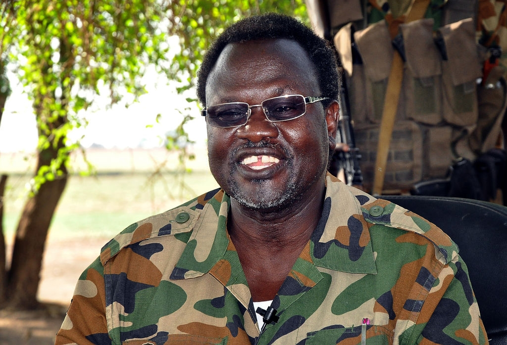 The only problem in South Sudan is Riek Machar – Senior Government official alleges [VIDEO]