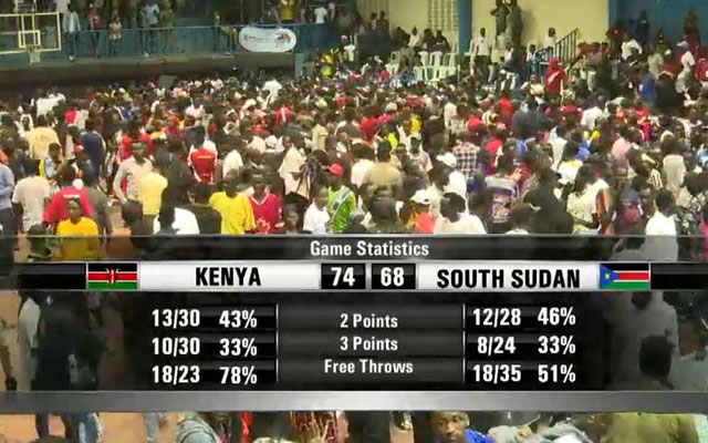 Kenya outshine South Sudan, proceeds to FIBA Afrobasket 2021 qualifiers