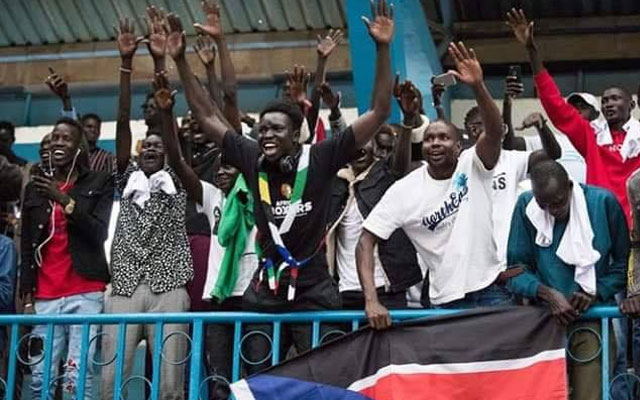 South Sudanese in Kenya urged to turn up in large numbers to support South Sudan team