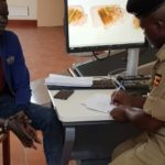 South Sudanese national arrested at Ugandan border with fake dollar printing material