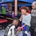 Married man throws Party for his Side chick and Side chick's boyfriend proposes to her at the Party