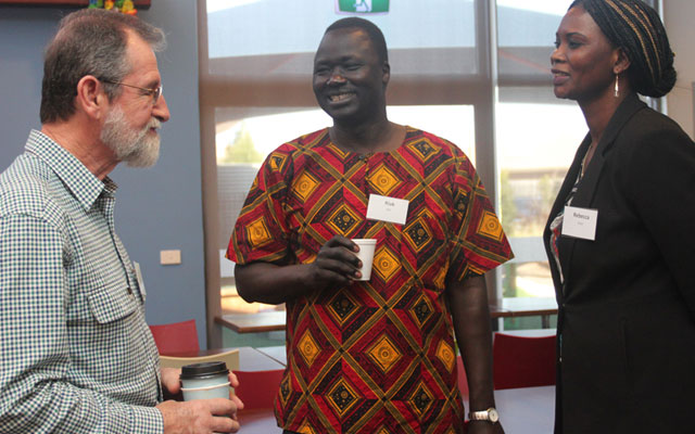 Australia Government introduces Dinka language in its High School
