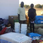 Abyei massacre victims receive assorted items