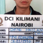 Chinese national named Deng arrested in Kenya after being caught on camera whipping a Kenyan