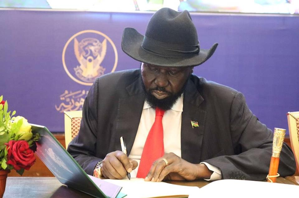 President Kiir appoints 8 governors, Administrators