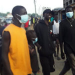 FIGHTING COVID-19: Miss Universities South Sudan donates masks, gloves, sanitizers to homeless kids