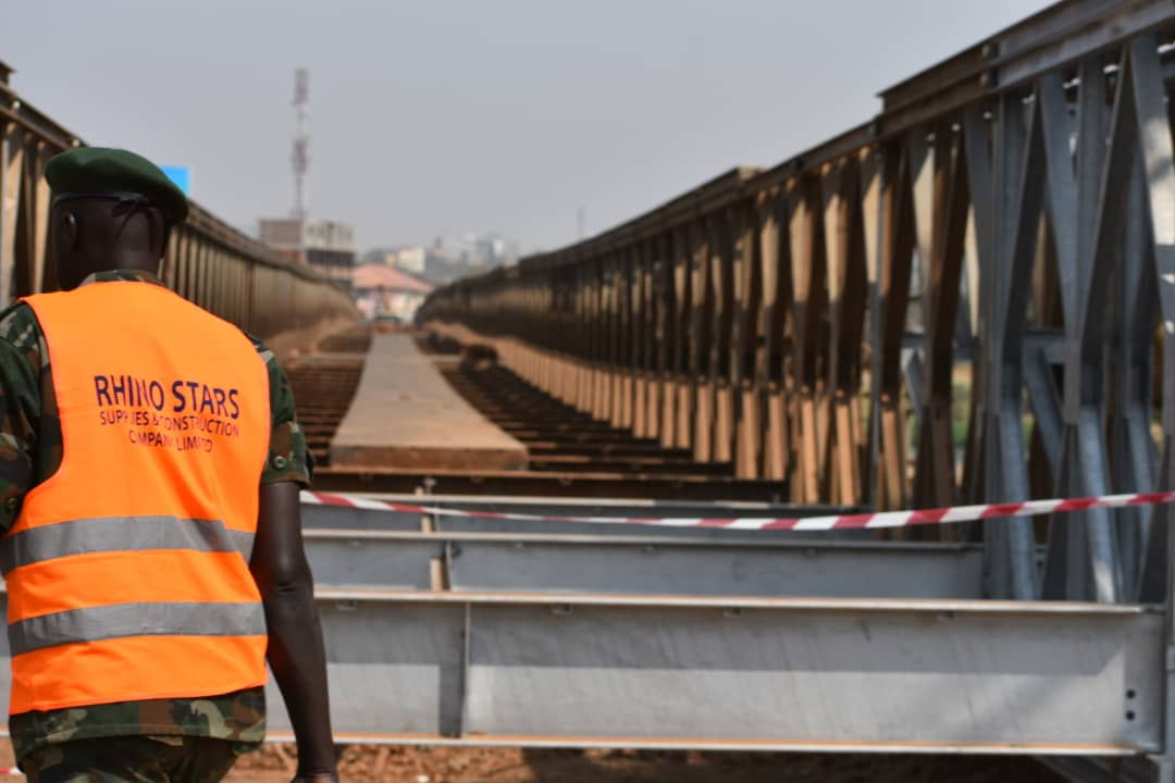 Repair of Juba Bridge to be completed within 30 days
