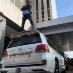 Ugandan Authority seizes Chameleone's $12K V8 Land Cruiser Achai Wiir gave him