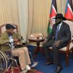 Mansur Khalid, close friend to John Garang dies in Khartoum