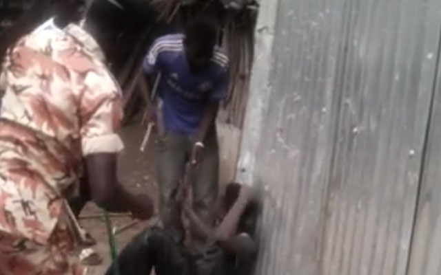 Police warned against beating civilians during curfew