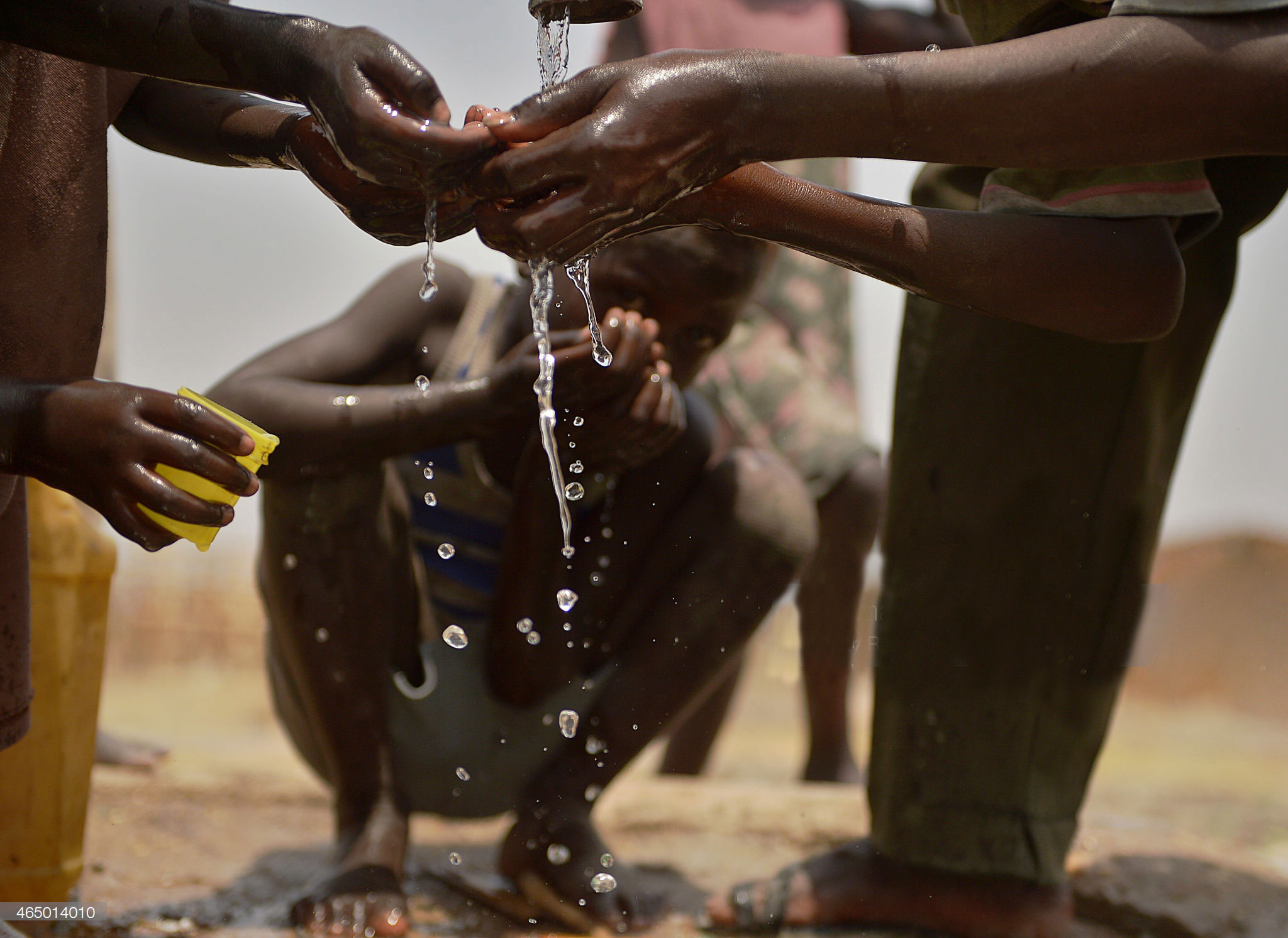To fight COVID-19, GPOC must use Community Development Fund to construct boreholes in Ruweng Administrative Area