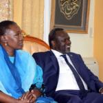 BREAKING: Riek Machar, Angelina Teny test positive for Corona Virus