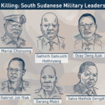 New Sentry Report exposes  South Sudan military leaders unexplained wealth and ties to corruption
