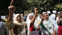 Uproar in Sudan after marriage of four-year-old girl