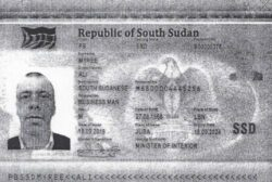 LEAKS: Owner of Crown Hotel, South Sudan's Consul in Lebanon is allegedly a financier of terrorists in Middle East
