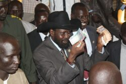 South Sudan's lack of budget 'extremely worrying'