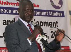 President's advisor on minority affairs, Akot Lual arrested allegedly over Jonglei violence