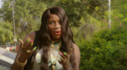 Mary Boyoi releases new music video with sensational traffic officer Kenyi