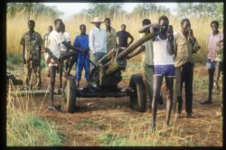 List of martyrs in the history of South Sudan