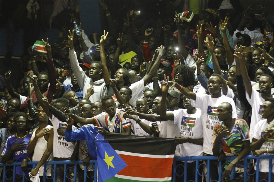 Luol Deng on a journey to boost South Sudan basketball fortunes