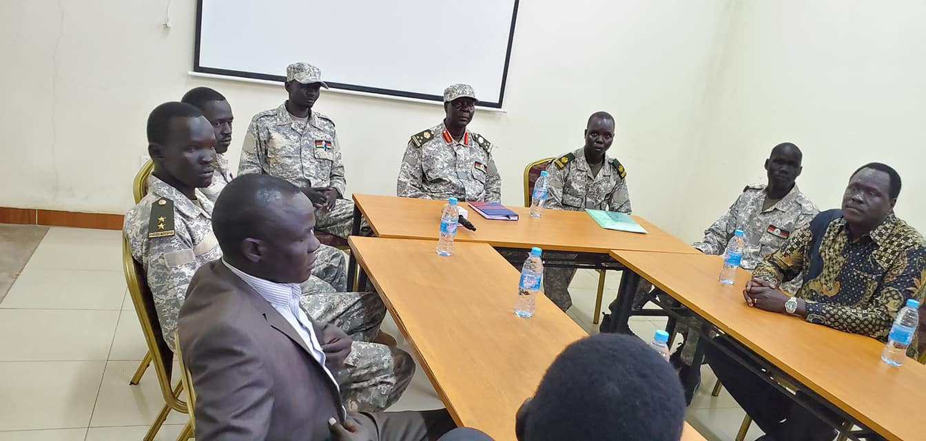 Generals defect from SPLM-IO, accuse Machar of turning party into family business