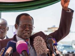 Gunmen shoot dead VP Igga's six bodyguards