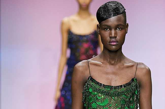 Redcros Bul: Meet 17-year-old rising South Sudanese star from refugee camp gracing international fashion runways