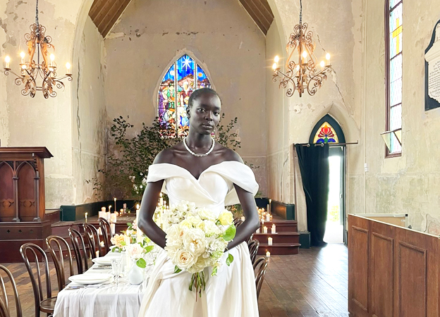 South Sudanese woman marries herself, claims she is sick of men