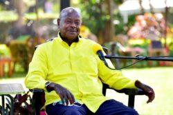 Ugandan President Museveni: Election will solve South Sudan problems
