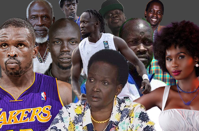 Top 50 South Sudanese 2020
