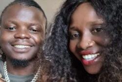 Mary Boyoi in Tanzania for a collabo with Diamond Platinum, Harmonize