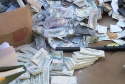 National Security arrests two over $1m worth of fake dollars