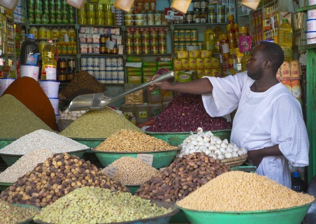Sudan expo