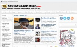 Oldest South Sudanese owned website to shut down