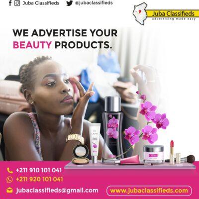 Juba Classifieds poster