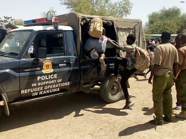 Police arrests Lost Boy who tried to marry minor in Kakuma Refugee Camp