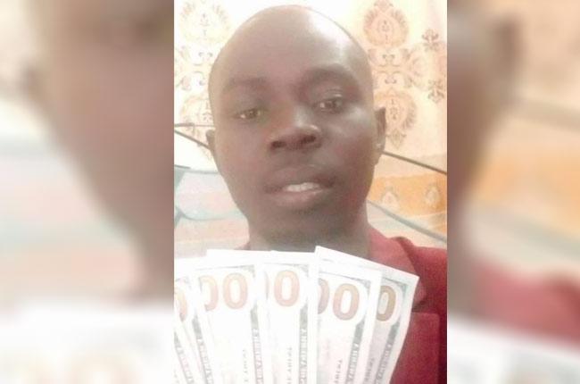 Mary Boyoi's die-hard fan Emmanuel finally receives his $500 reward