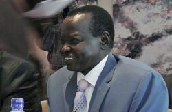 There is no rule of law in South Sudan - Former Deputy Interior Minister, Salva Mathok
